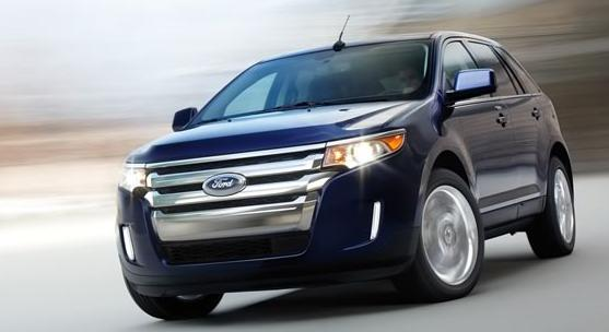 2011 ford edge worcester